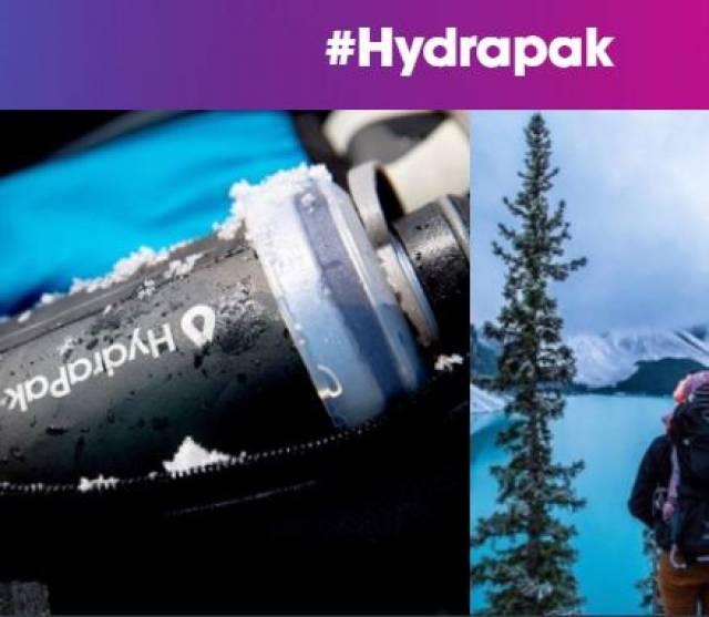 Hydrapack bidones de hidratación
